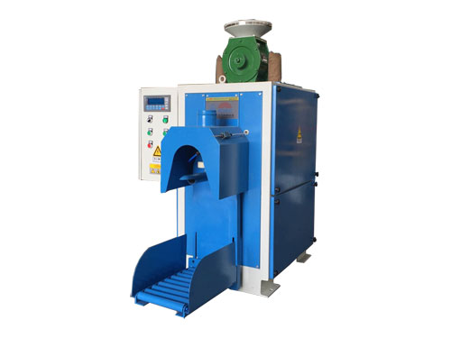 Vibration-Feeding Packing Machine