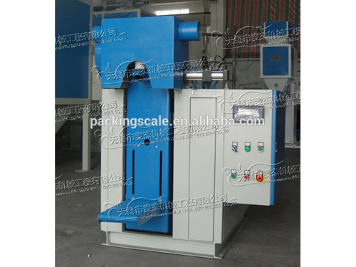 Valve bag filling packing machine